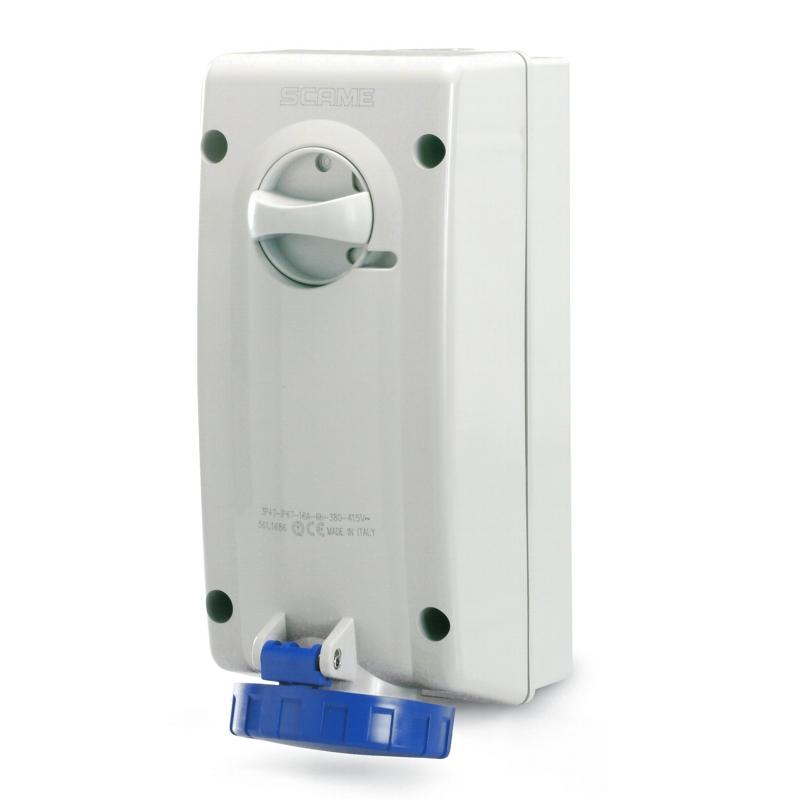 125A暗装插座-深圳有信誉度的CEE插座厂家推荐