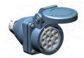 驳克码同款插头-深圳质量好的工业插头厂家推荐