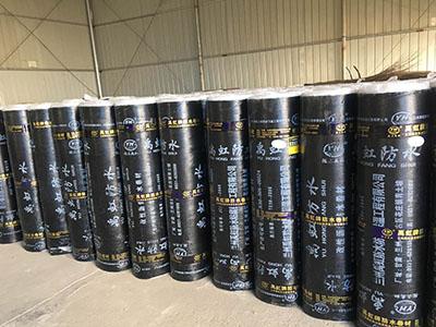 兰州防水材料-价位合理的防水卷材,厂家火热供应