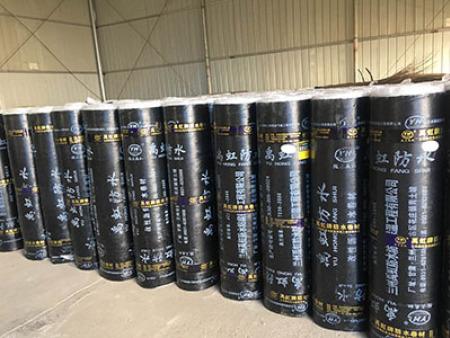 兰州强力胶防水材料|甘肃品质好的防水卷材