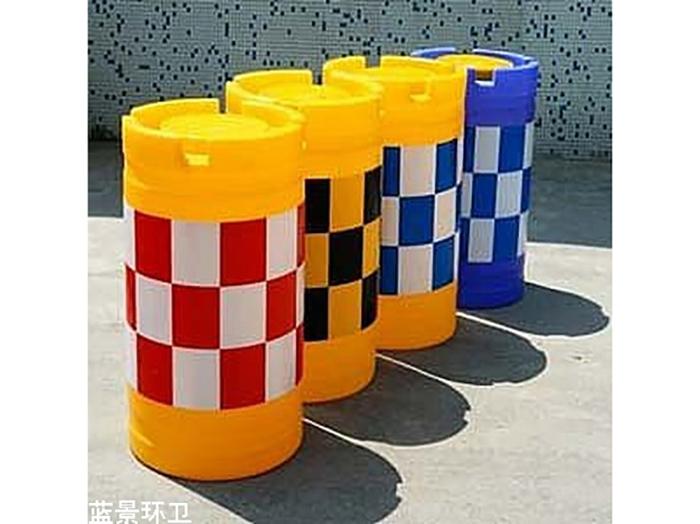 兰州交通安全设施_诚挚推荐有品质的防撞桶