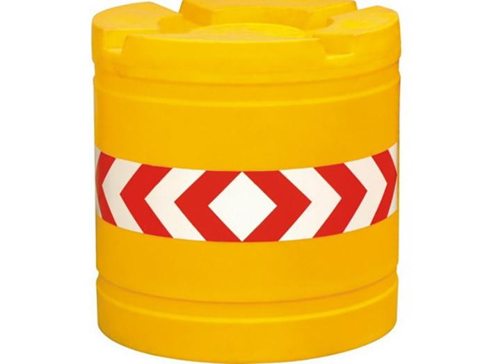 宁夏蓝景环卫交通设施-靠谱的防撞桶供应商|兰州交通安全设施
