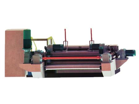 群山機械專業供應QSX2600Z八尺重型旋切機-好用的厚芯板旋切生產線