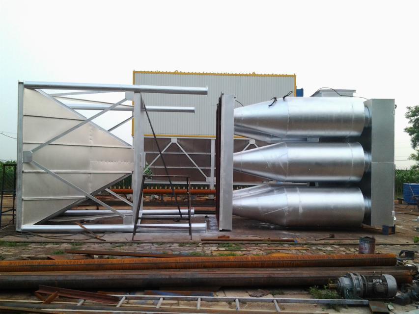 定制除尘骨架项目可信赖-天津粉尘加湿机