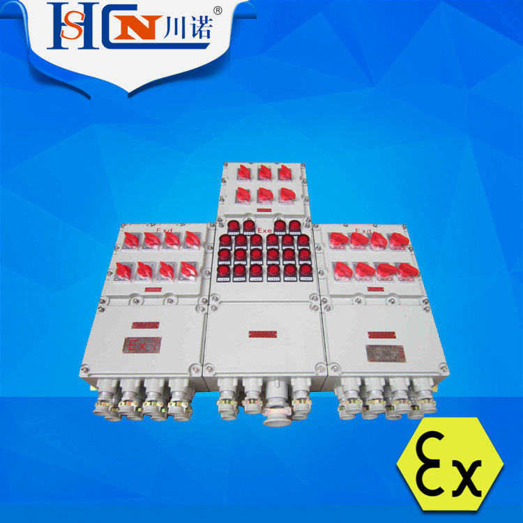 防爆配电箱-上海新款防爆动力检修箱哪里买