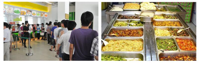 高埗食堂承包-想要信誉好的食堂承包就找众益欢膳食