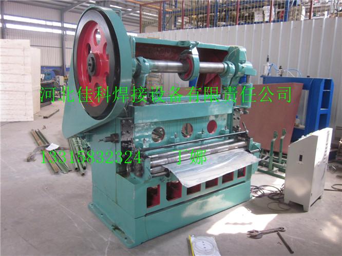 想买好的钢板网生产线就来佳科焊接设备|供应钢板网机厂家