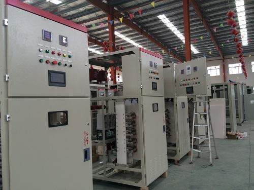 笼型电机专用高压固态软起动柜