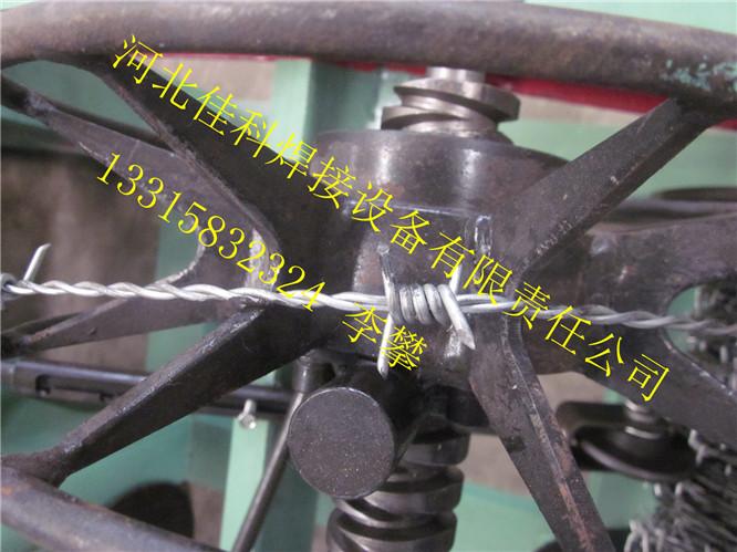 想买好的单股刺绳机就来佳科焊接设备-各类单股刺绳机