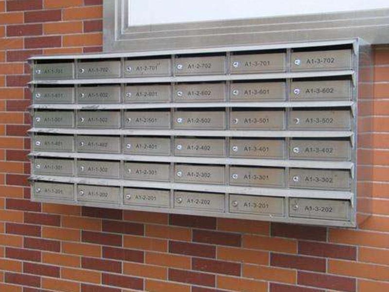 河北不锈钢信报箱-想买不锈钢信报箱就到金运公司