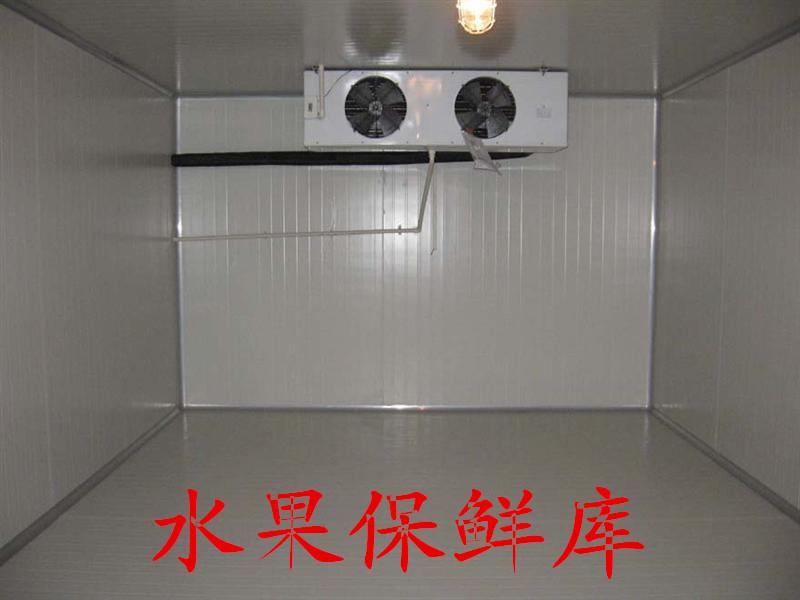 吉安峡江小型冷库工程安装建议,水果保鲜冷库设计方案