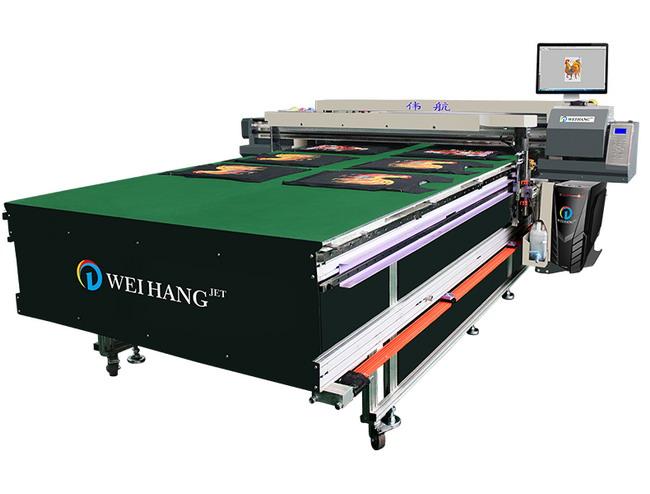 纺织数码印花机 专业的纺织服装数码印花机供应商_伟航数码