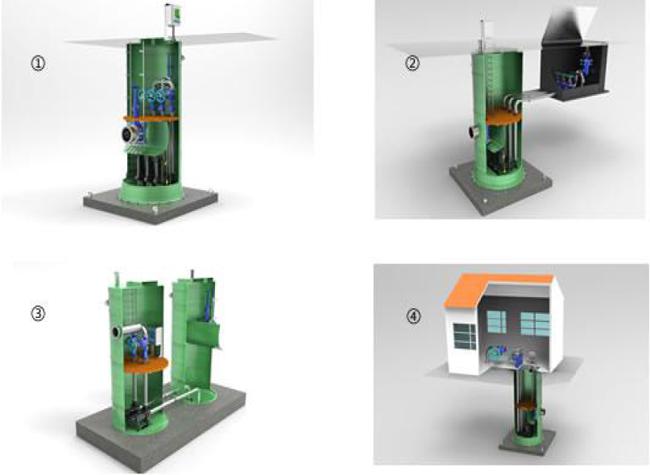 泉州一体化预制泵选嘉泉节能机电设备_价格优惠 一体化预制泵厂家