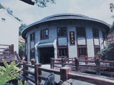 促销民宿建造|广东哪里有供应价格合理的蝶变仿石仿木