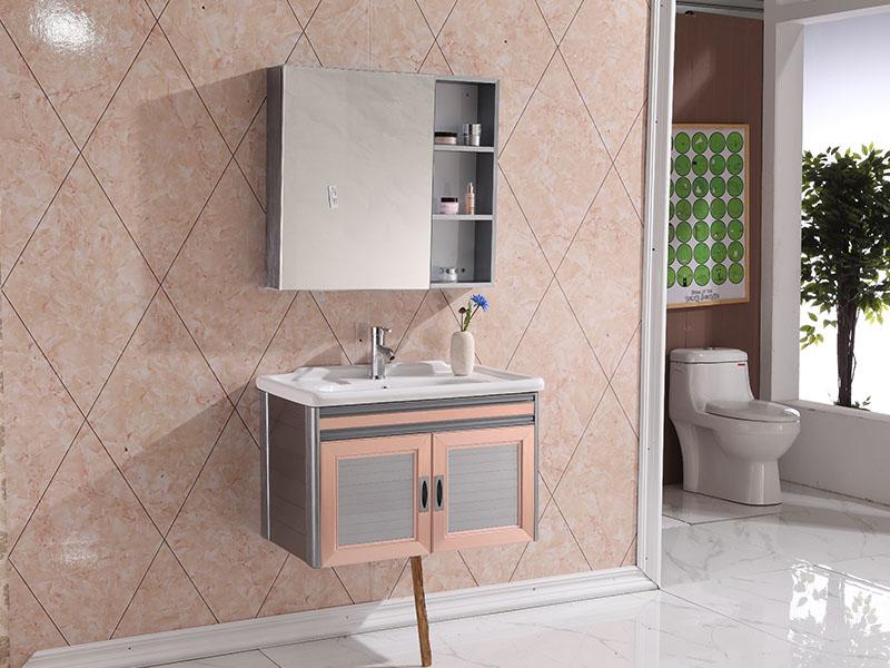 批发太空铝浴室柜-佛山品质好的太空铝浴室吊柜-供应