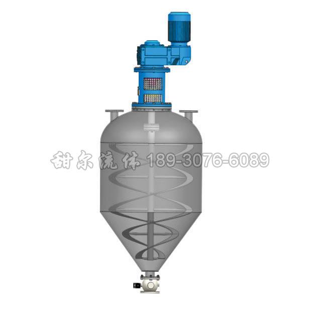 甜尔流体——质量好的V系列螺带混合机提供商 优质的V系列螺带混合机