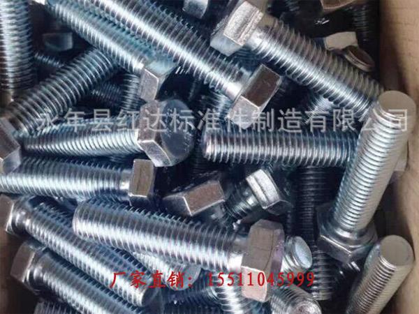 实用的化工专用螺栓-想买好的化工专用螺栓就来红达标准件