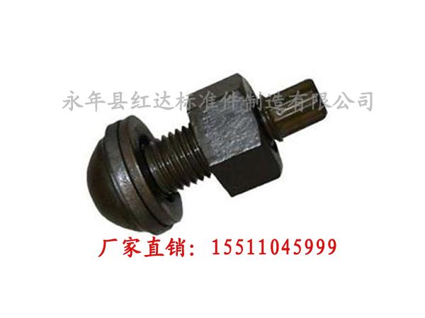 加工钮剪大六角螺栓——紧固件专家 标准钮剪大六角螺栓
