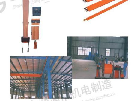 浦幫機電制造提供專業的DW系列排式安全滑觸線_安全滑觸線哪家好