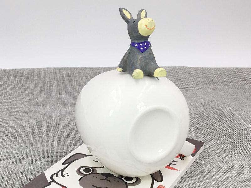 福州爆款创意动物咖啡杯供应-水杯子