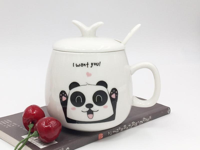 盎司杯-哪里有卖高质量的创意动物咖啡杯