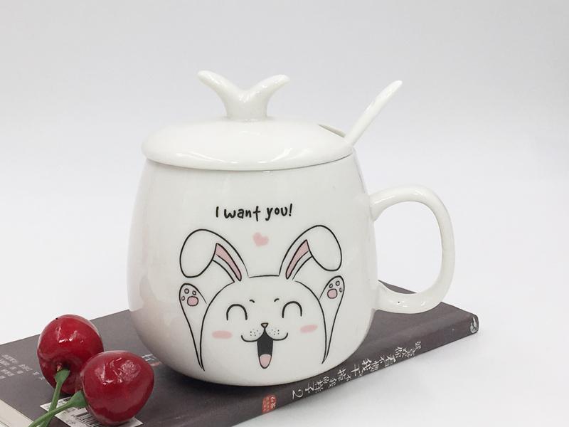 随手杯|实用的创意动物咖啡杯推荐
