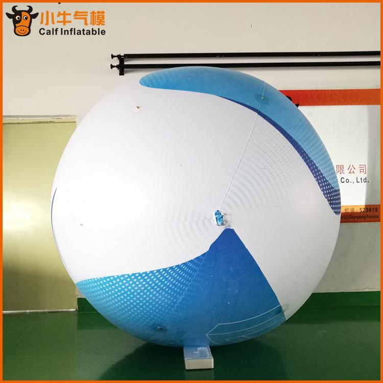 信誉好的定制腾讯LOGO高清印刷升空球商面上愠色业户外推广模型一件代-选购 商业户外推广模型上哪家