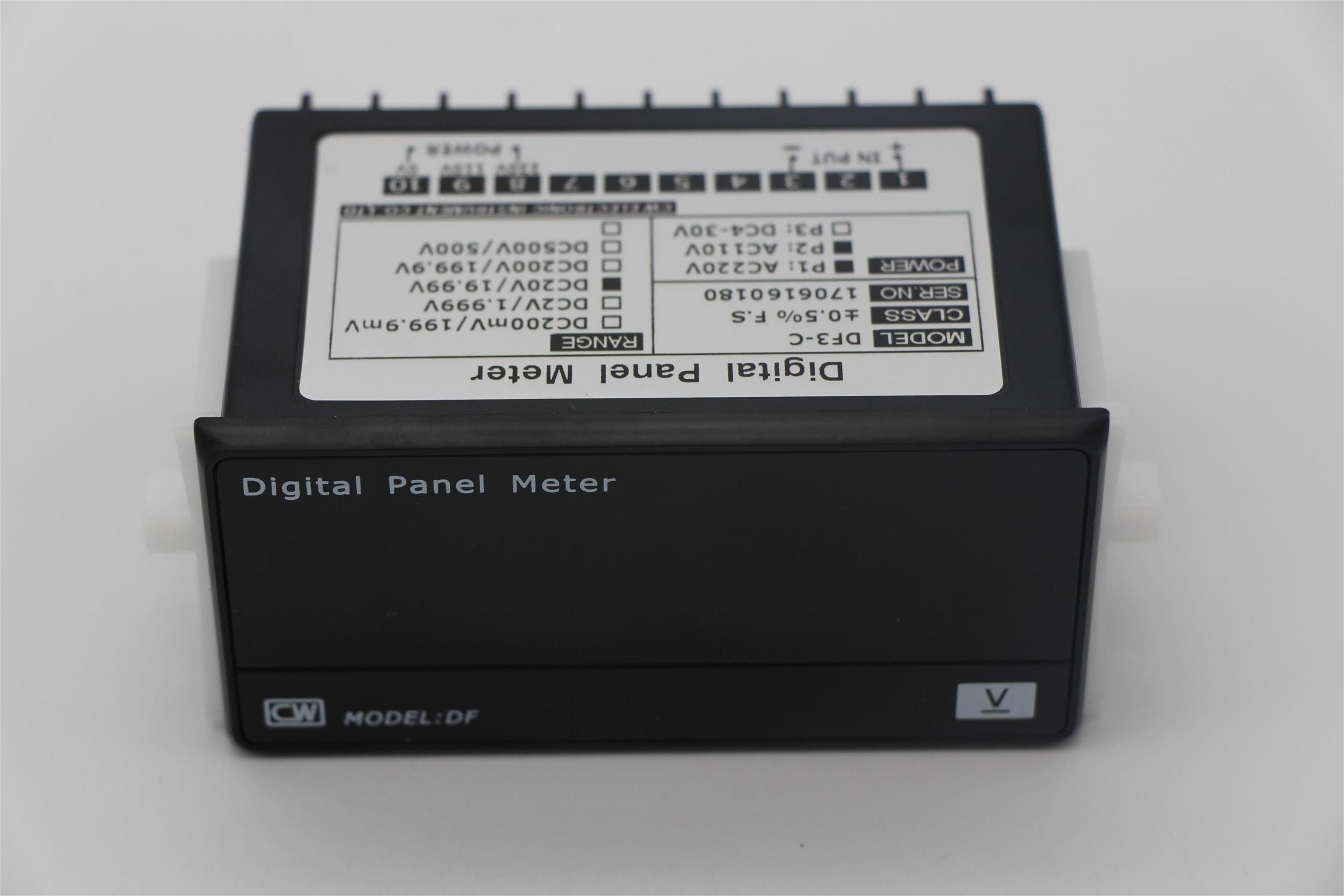 深圳信宏提供质量硬的转速表DF3-C DC10V 300-哪里有转速表