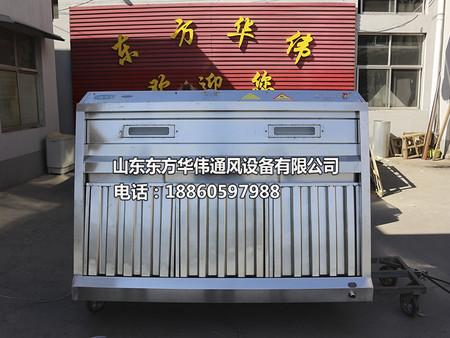 油烟净化一体机生产厂家-热荐高品质油烟净化一体机质量可靠