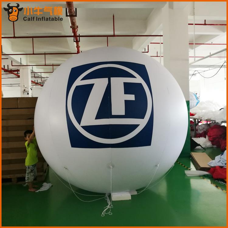 优质的充气模型-广告印刷LOGO升空球制作价格