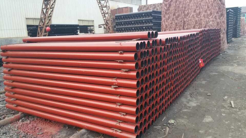 兰州柔性铸铁管-兰州柔性铸铁管知名厂家
