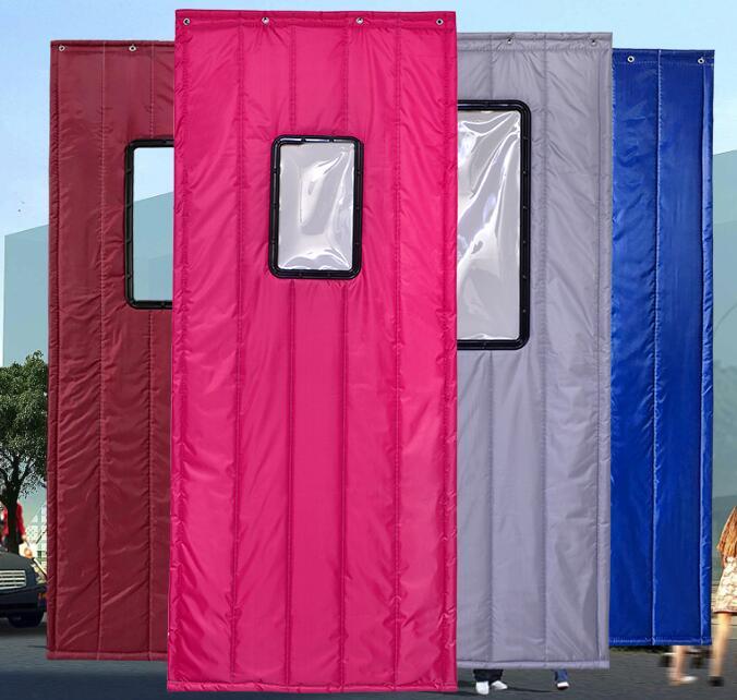 天水棉门帘加工厂-哪里有卖高性价比的棉门帘