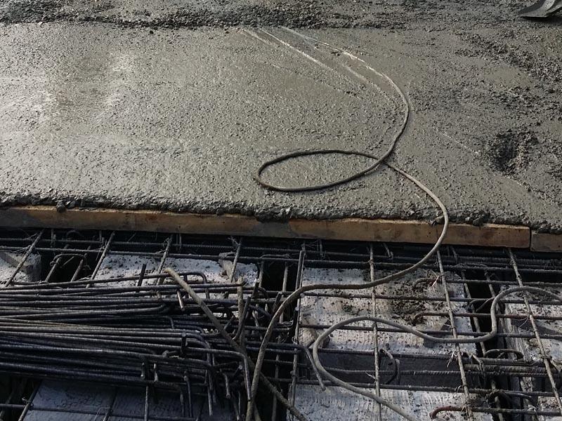 白银现浇混凝土空心楼盖填充体_上哪买价格合理的塌陷发泡水泥