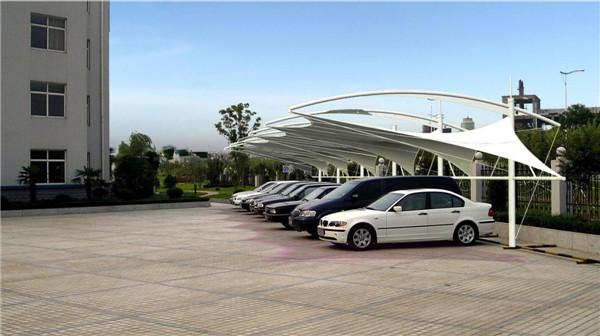 选择汕头车棚 膜结构汽车棚 广东云南车棚公司哪家专业