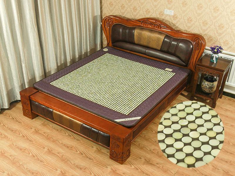 辽宁玉石床垫价格-物超所值的玉石床垫就在龙达玉石床垫