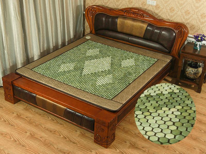 清远玉石床垫-鞍山报价合理的玉石床垫要到哪买