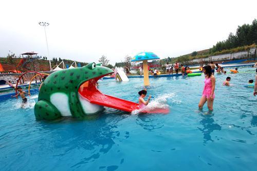 河南斯博质量好的水上乐园设备,水上乐园水处理设备厂家