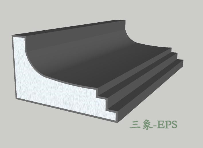 桂林eps装饰线条|品质EPS成品装饰线条_优选三象建筑