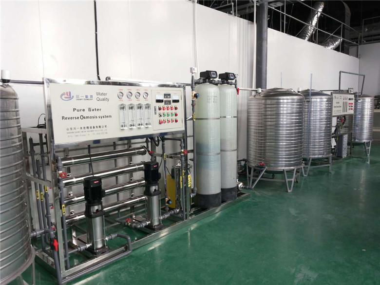 南宁质量良好的反渗透净水设备批售|北海水处理设备