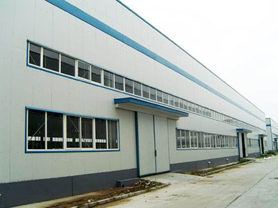 兰州钢结构工程|兰州钢结构认准武威兖武金属制品