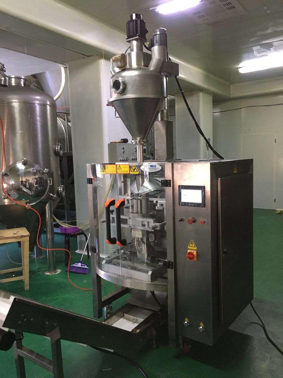 上海鼎江包装机械专业的DJ-3B(250)全自动奶粉包装机出售——价格合理的全自动粉末包装机