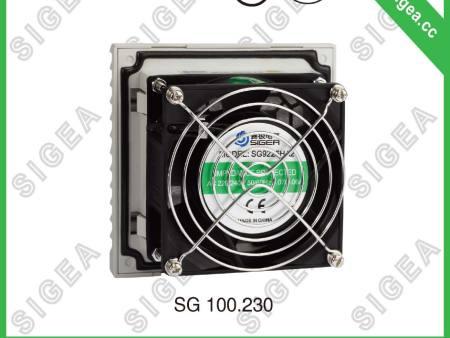 上海市专业的SG100.230风扇过滤器供销-机柜加热器价格