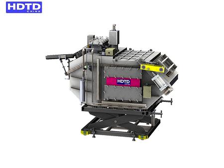 鸿通机械_质量好的定量浇铸炉提供商-陕西铸造模具