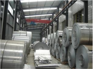 超前轻量化挂车提供济宁地区专业铝板铝卷-山东铝板生产厂家供货商