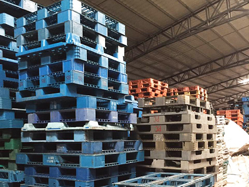 江门塑料胶箱回收厂家 源圳塑料,可信赖的塑料托盘胶筐回收服务商