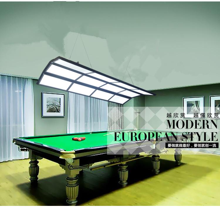 创新型的台球室吊灯-买专业台球室吊灯,就选古镇博动