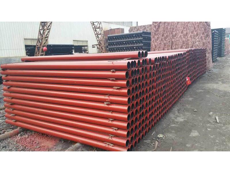 甘肃排水铸铁管-兰州华信铸造优良排水铸铁管批发