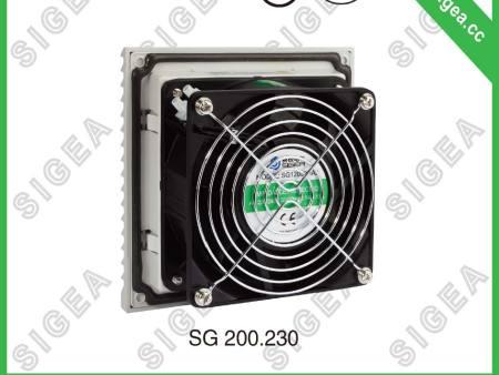 SG200.230风扇过滤器机柜散热百叶代理_销量好的SK系列风扇过滤器厂家批发