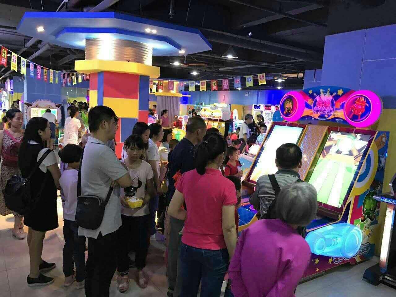 儿童游乐设施找哪家-广东性价比高的儿童游艺机供应