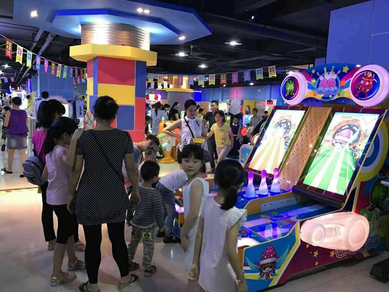 哪里能买到优良的儿童游艺机-广州儿童游乐设施